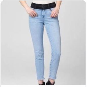 Blank NYC The Great Jones high rise skinny jeans
